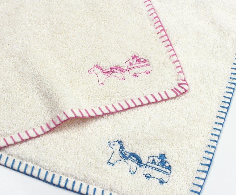 伊織オリジナル organic pony 刺繍