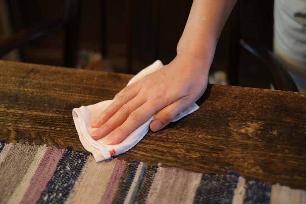 01  タオルを雑巾・ふきんにリユース