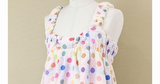 今治タオルのバスドレス