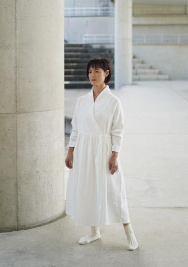 basket weave robe