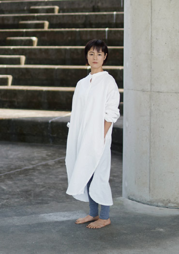 plain weave dress
