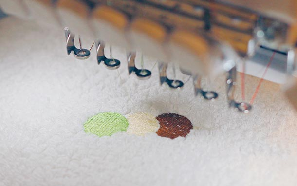 刺繍 伊織本店