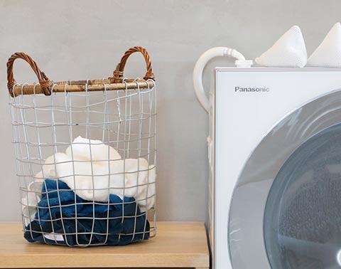 kaze2 イメージ 洗濯カゴ