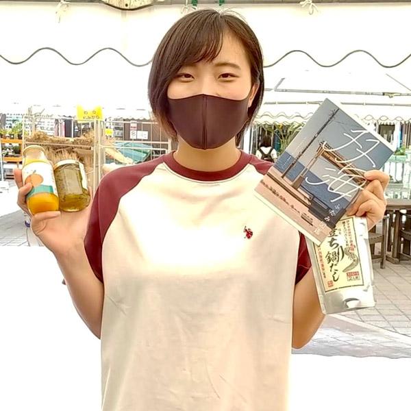 上田沙耶さんプロフィール写真